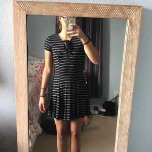 Casual mid length dress